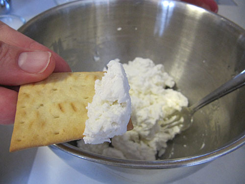 Cultured Chevre