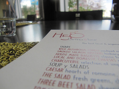 h5O Bistro