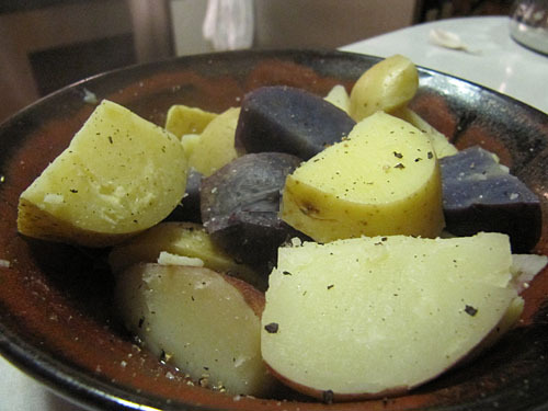 Broth-Braised Potatoes