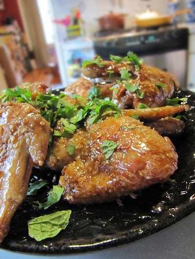 Ike's Fish Sauce Wings