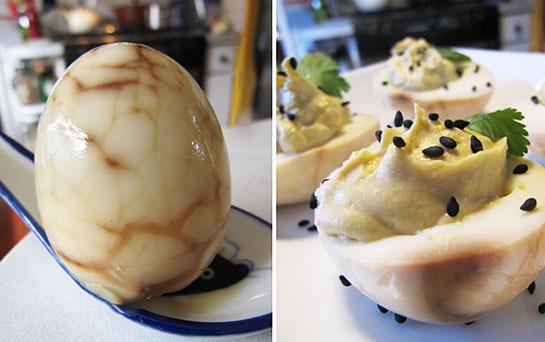 Tea Marbled Eggs