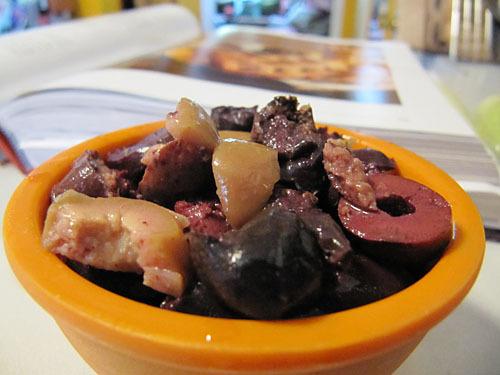 Provencal Olive Fougasse