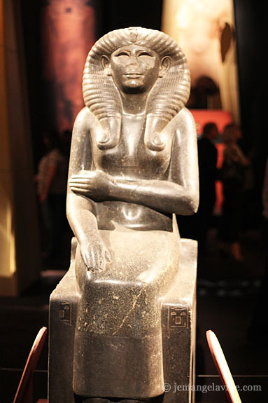 Seattle King Tut Exhibit