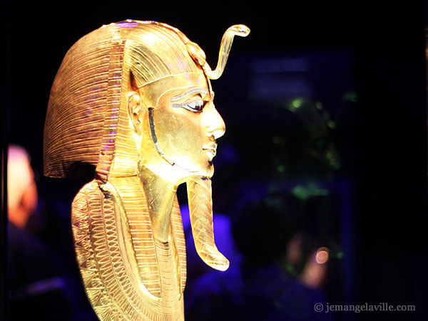 Seattle King Tut Exhibit Tutankhamen