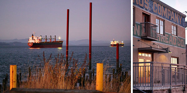Eating, Restaurants and Sights in Astoria Oregon