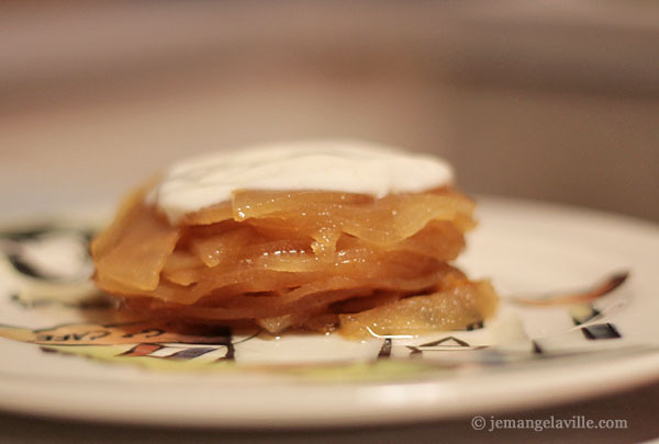 French Fridays with Dorie: Long & Slow Apples