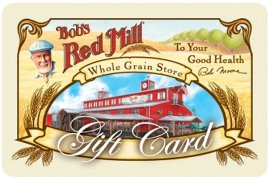 Bob's Red Mill Gift Card