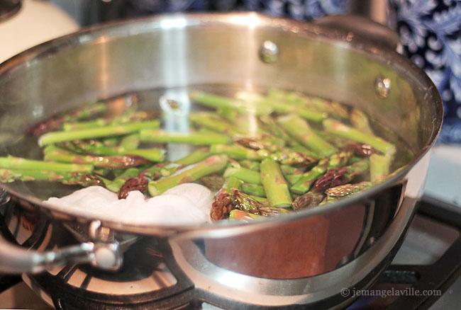 FFwD: Asparagus Soup