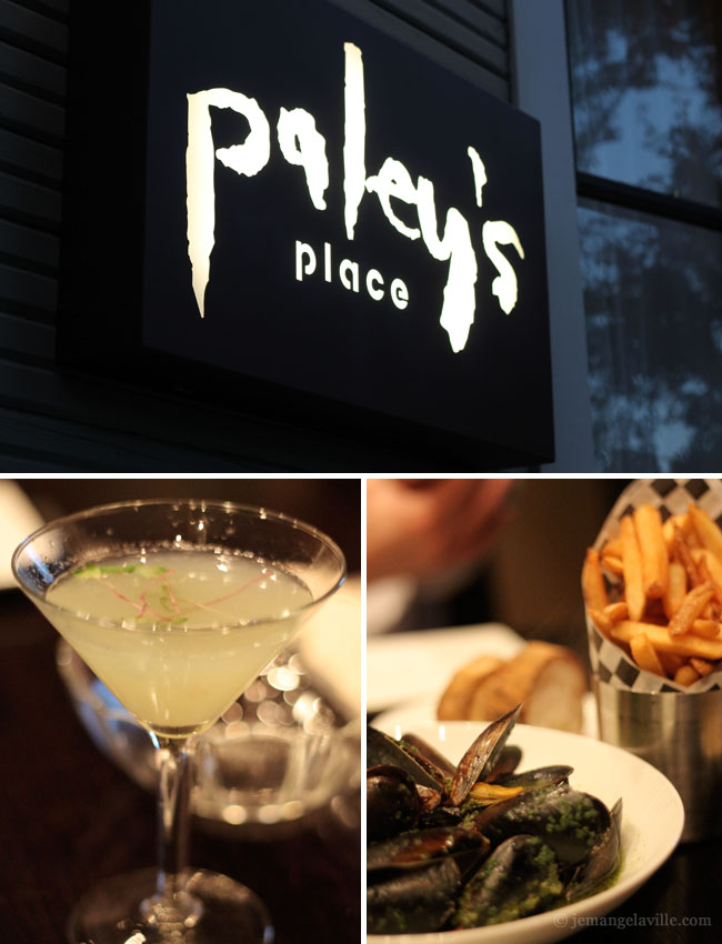 Portland Dining Month: Paley's Place