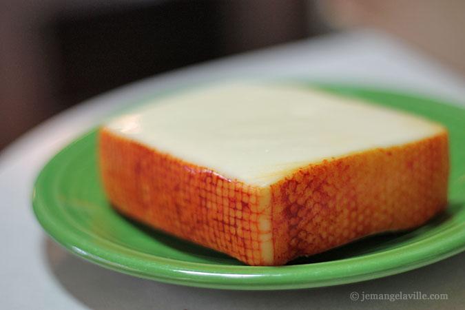 FFwD: Muenster Cheese Soufflés