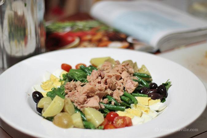 FFwD: Salad Niçoise