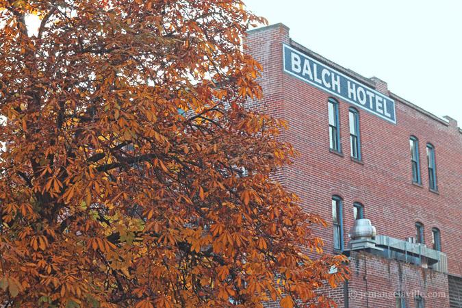 The Balch Hotel, Durfur, Oregon
