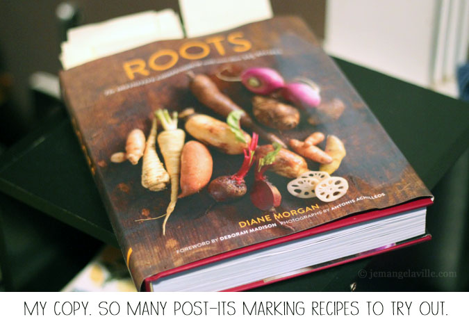 Roots: The Definitive Compendium with more than 225 Recipes by Diane Morgan