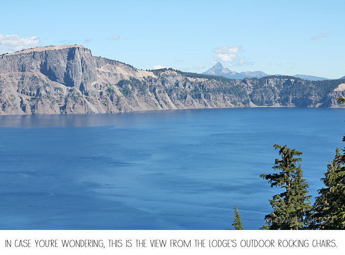 Central Oregon Travel: Bend & Crater Lake National Park