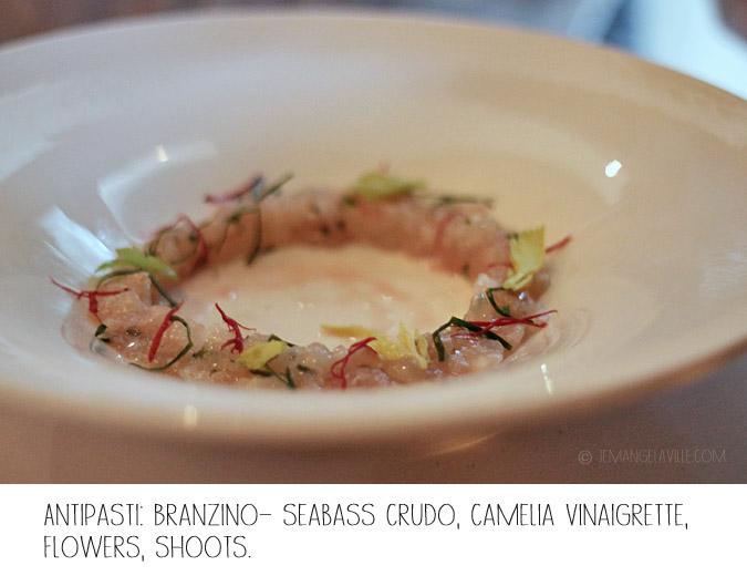 Genoa restaurant, pdx