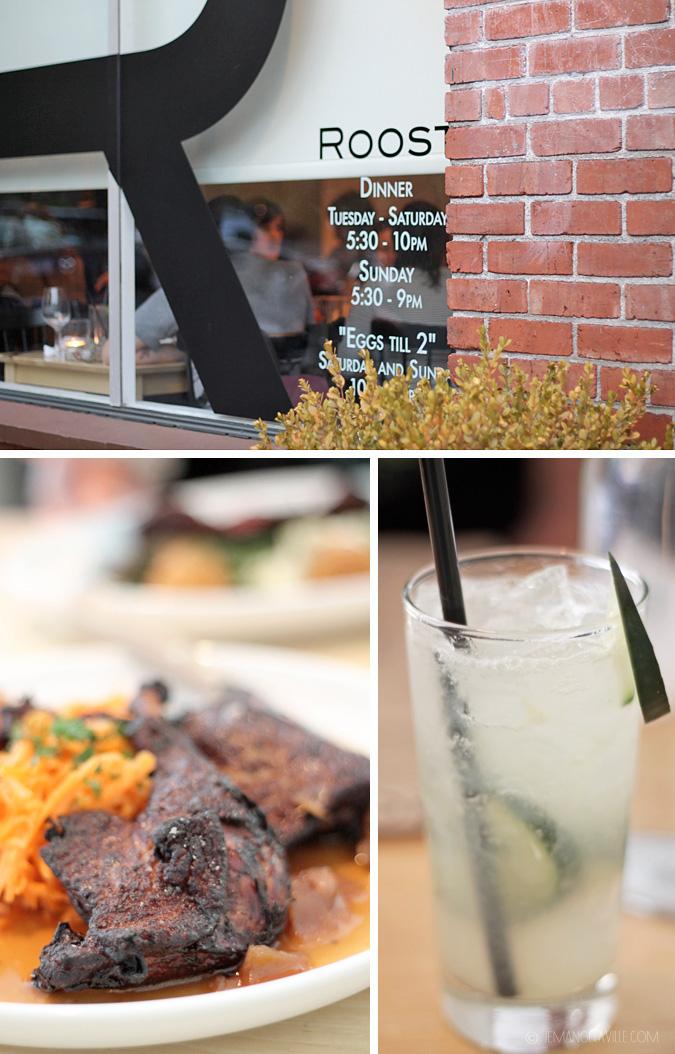 Restaurants for Raphael House: Roost pdx