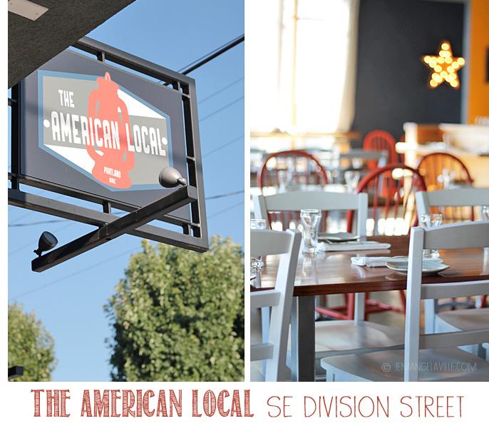 The American Local, SE Division, Portland