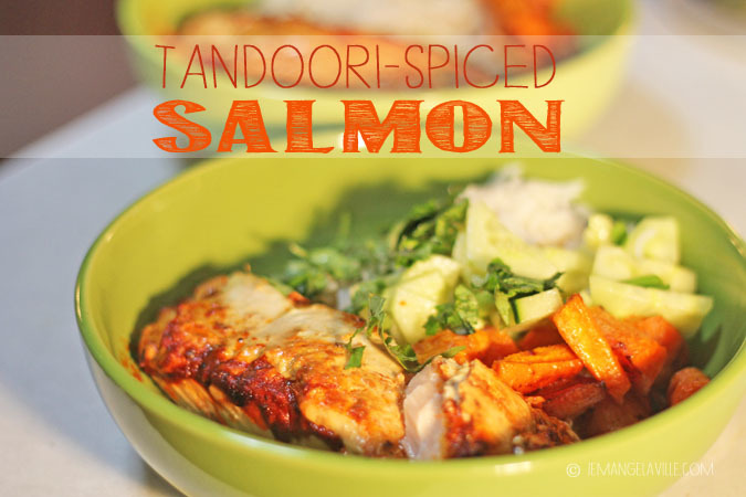 Tandoori-Spiced Salmon